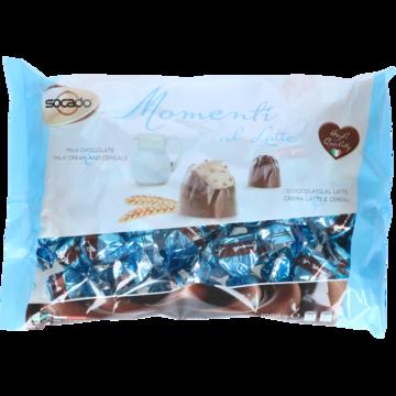 Delizie choklad innehåll
