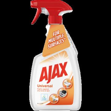 ajax universal rengöring