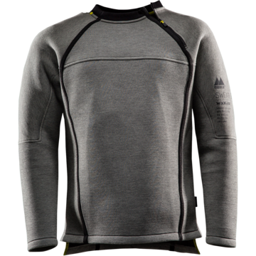 a7e61ec46092 SWEATSHIRT ZIP MONITOR GARMENTS