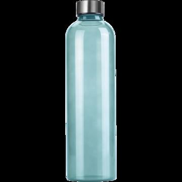 Adidas 1 Liter Stainless Steel Water Bottle, Light Blue
