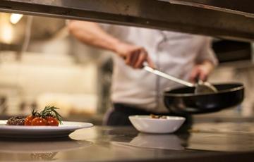 Livsmedelsförvaring för restauranger